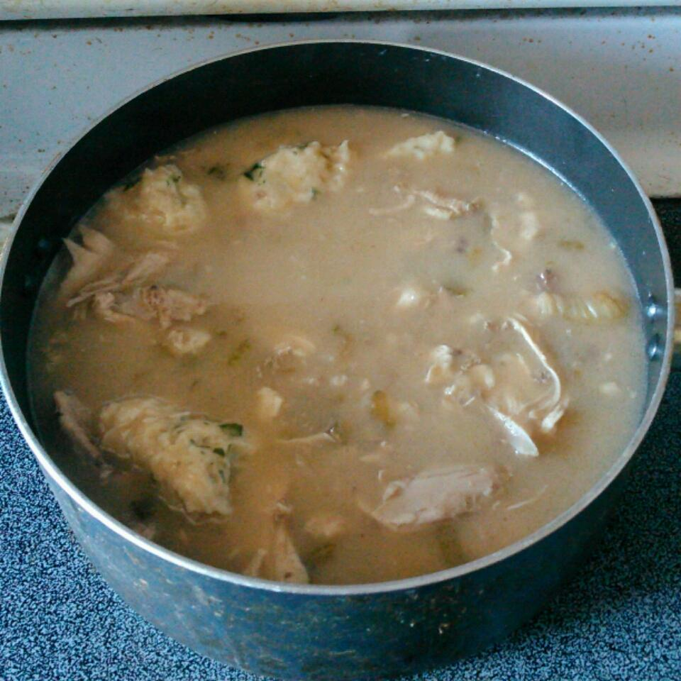 Old Fashioned Chicken and Dumplings Jim Bronie