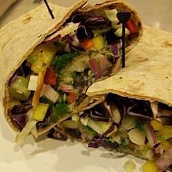 chipotle tilapia tacos with mango cilantro salsa recipe
