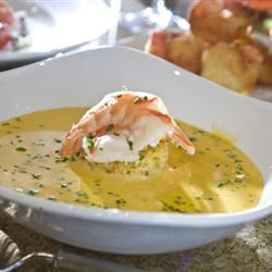 Lobster and Chive Bisque peter harasty photography