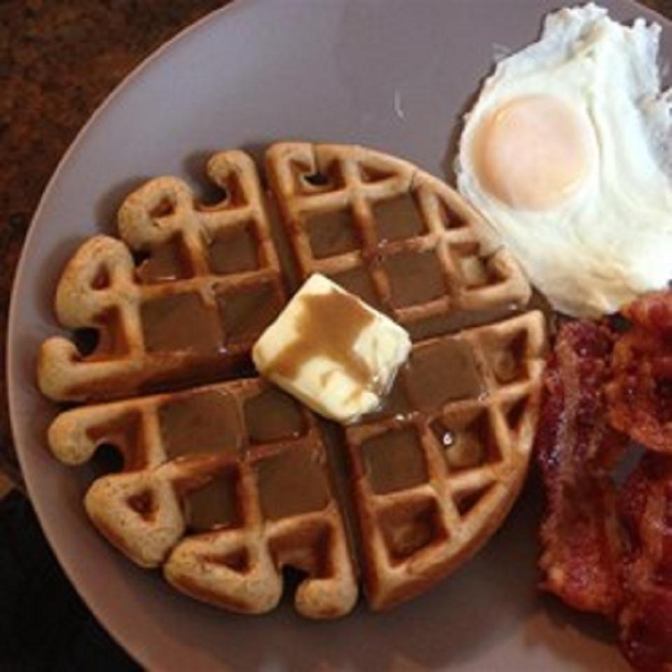 Fall Squash Waffles