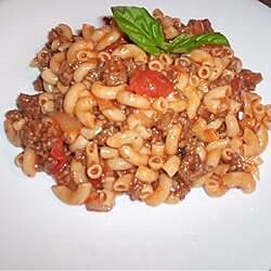 homestyle beef macaroni and cheese recipe
