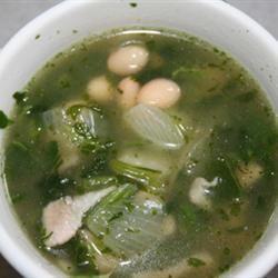 Cuban Green Soup