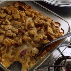 Traditional Reuben Casserole