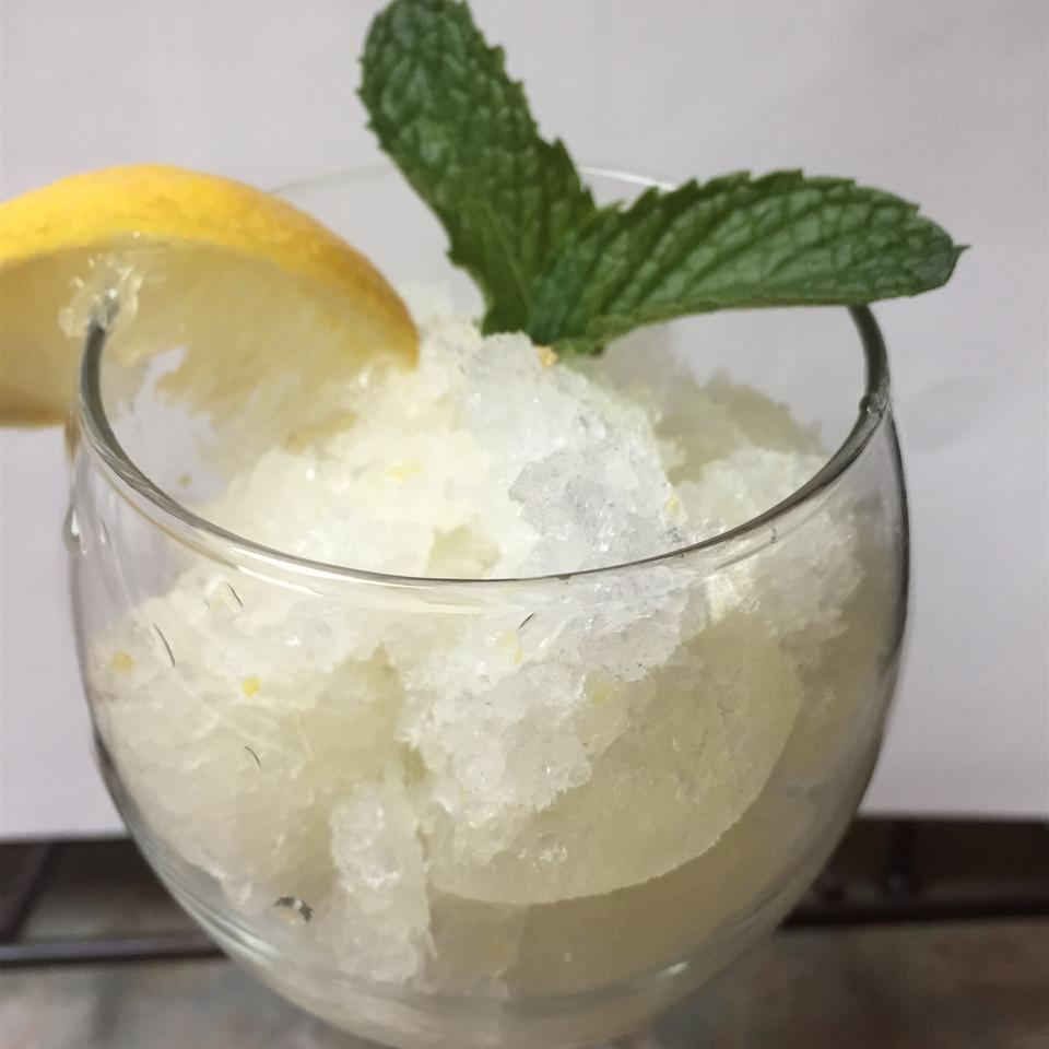 Italian Lemon Ice