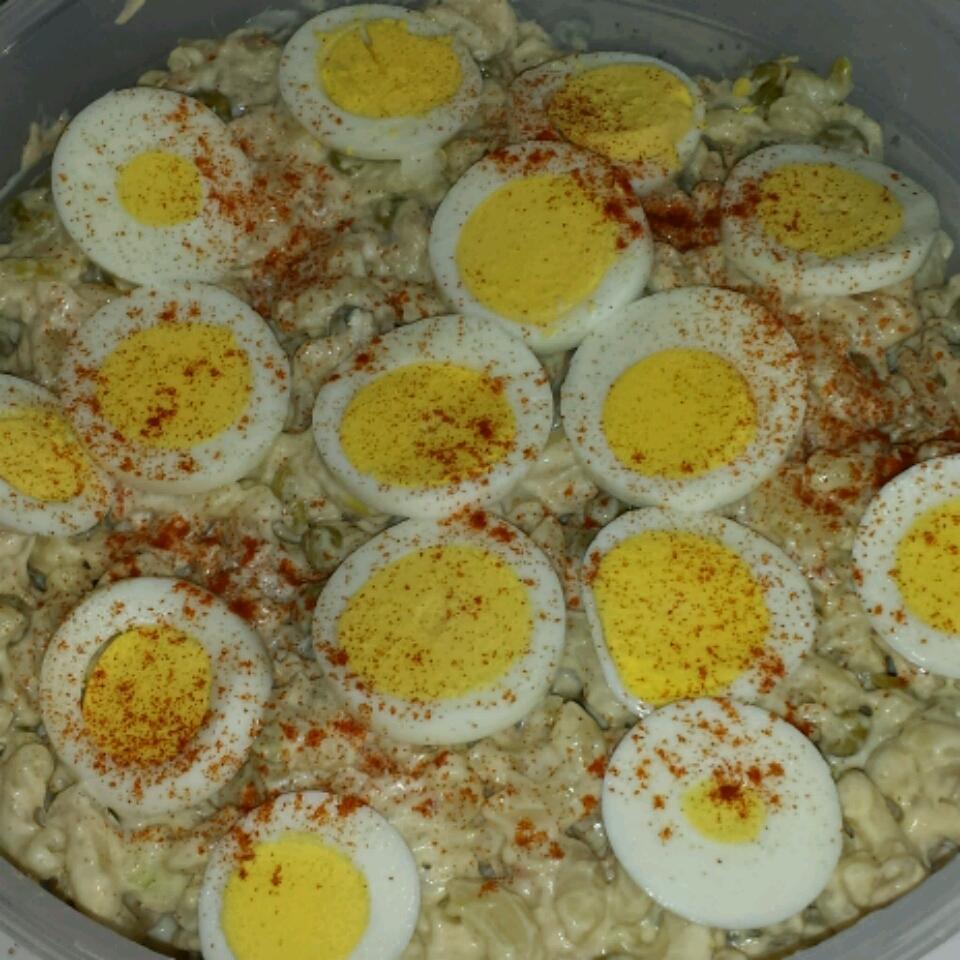 Amelia's Tuna Macaroni Salad Amy Dwyer