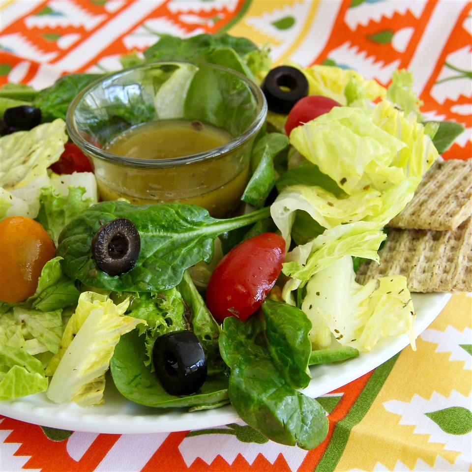 French Greek Salad Dressing