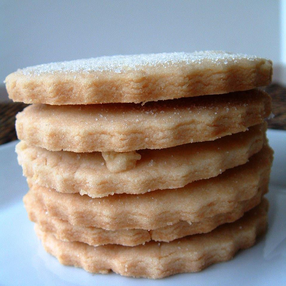 Almond Shortbread I