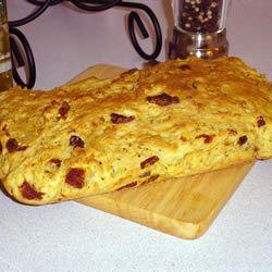 Tomato Pesto Batter Bread MOLLE888