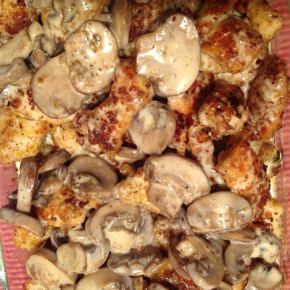 Quick Chicken And Wine Elexsia B Perry