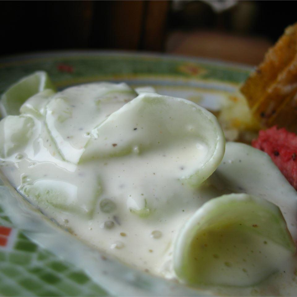 Victoria's Cucumber Salad Shalaine_1