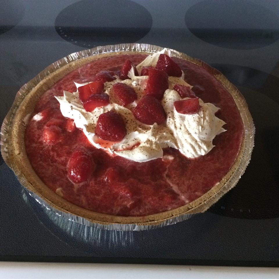 Strawberry Dream Pie