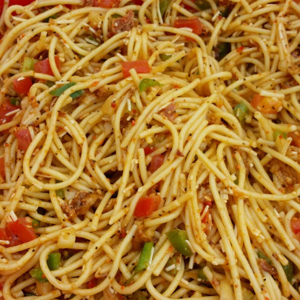 Sharese's Spaghetti Salad Michelle Howard