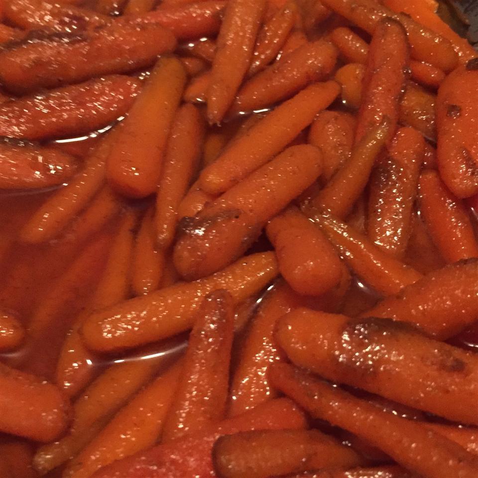 Honey Roasted Carrots with Cumin LP