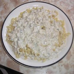 Creamy Garlic Sauce