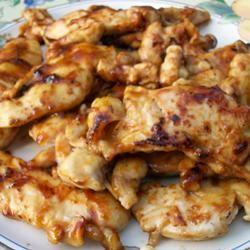 Chicken a la Camille