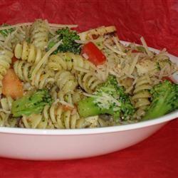 Pasta, Broccoli and Chicken
