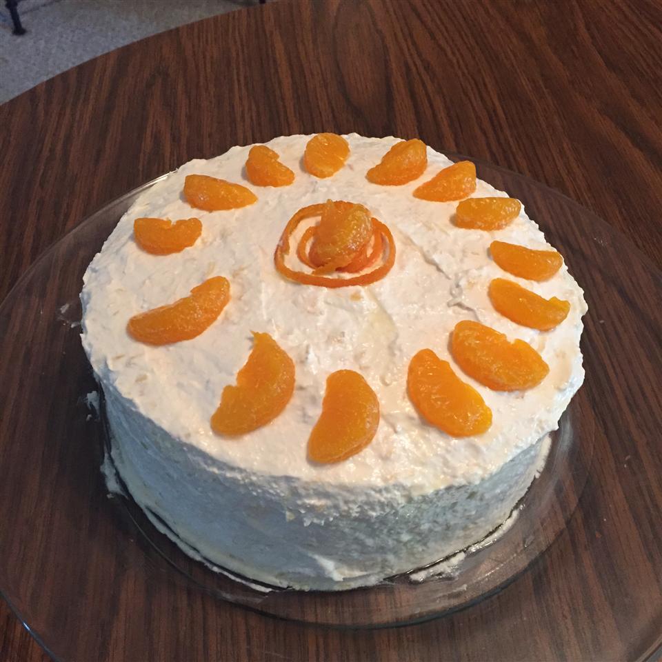 Orange Sunshine Cake drigsby90