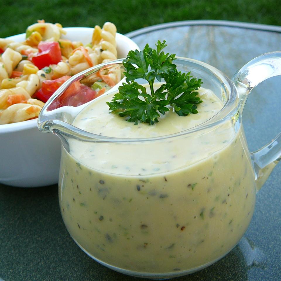 Home-Opener Pasta Salad Dressing