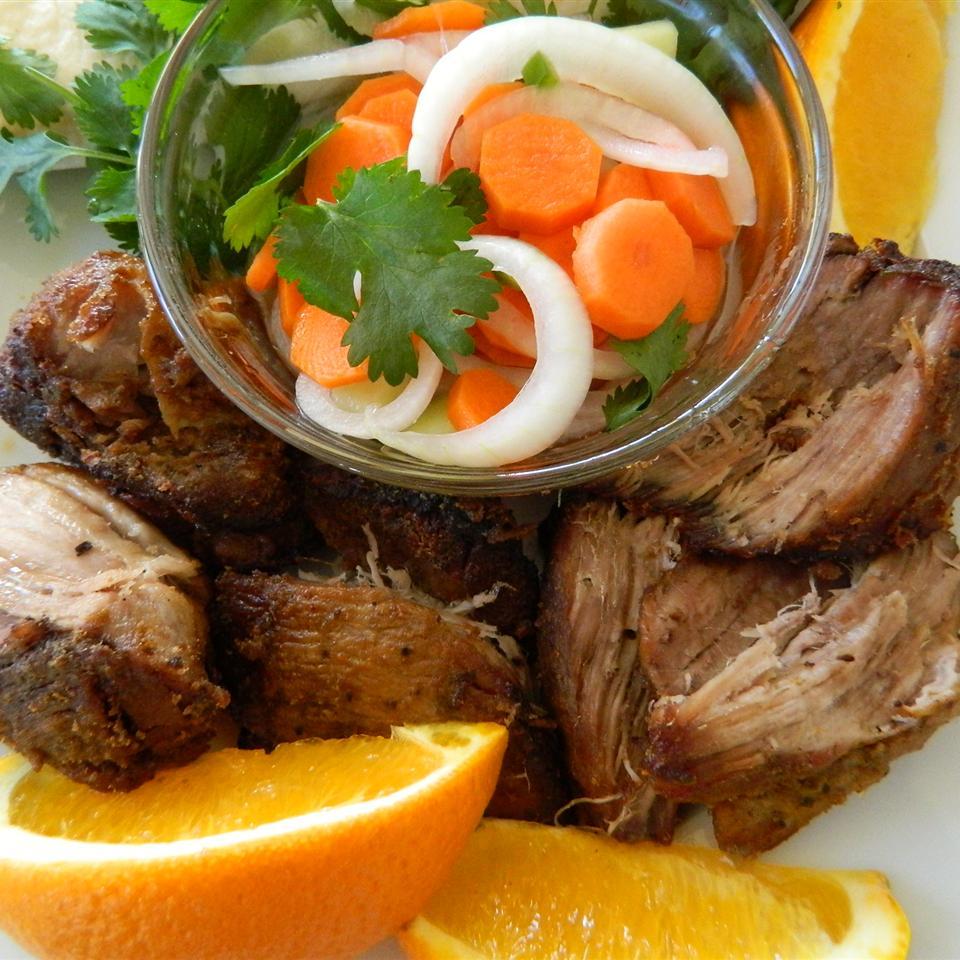 Orange and Milk-Braised Pork Carnitas
