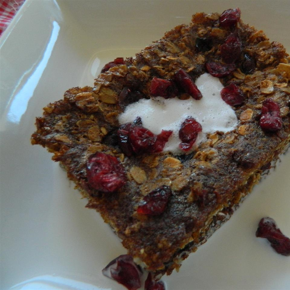 Protein Powerhouse Baked Oatmeal mauigirl