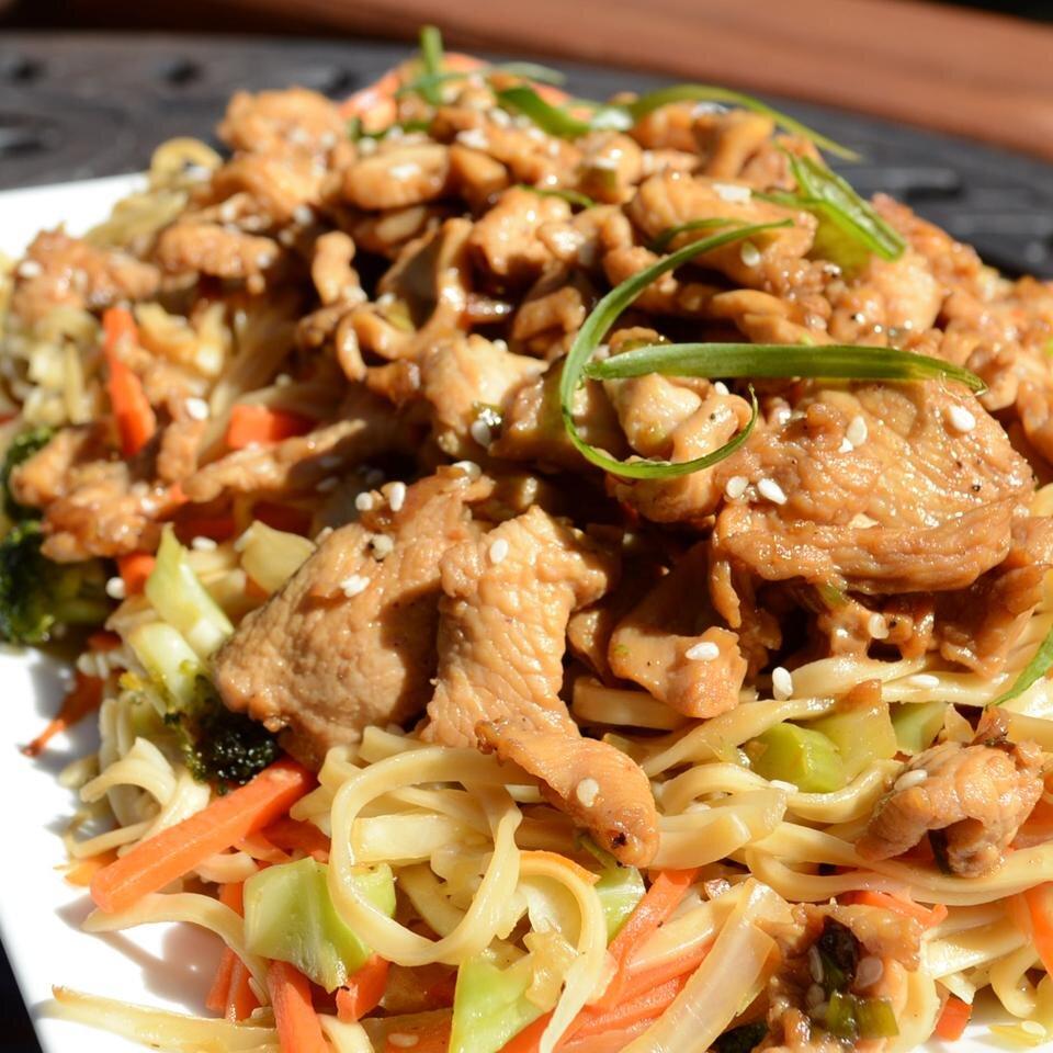 skillet chicken bulgogi recipe
