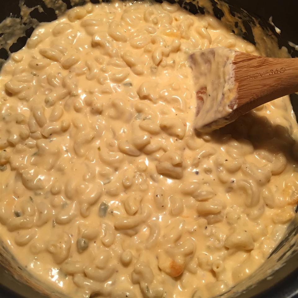 Home-Style Macaroni and Cheese Jeremy M