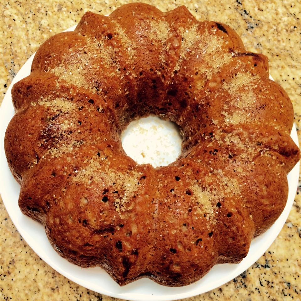 Rhubarb Bread I Marcella