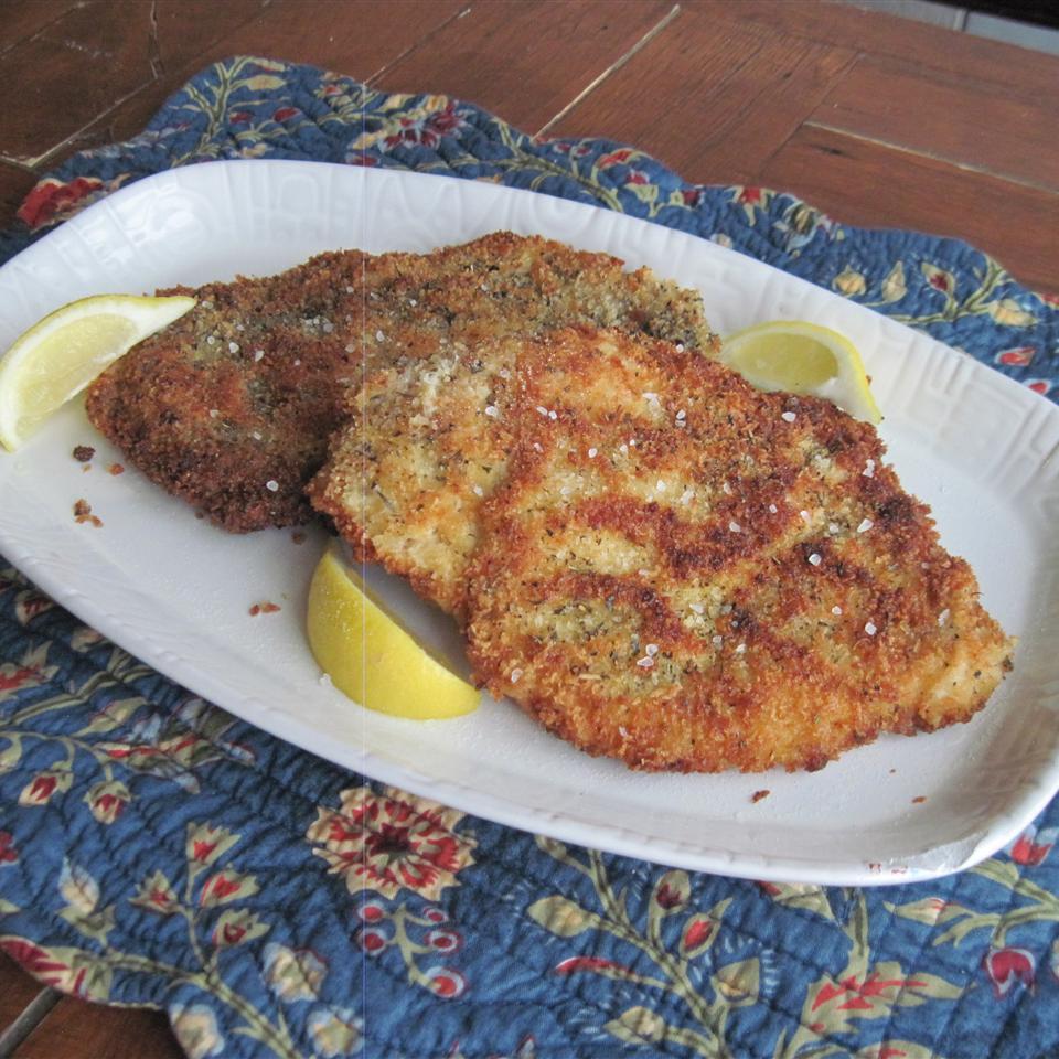 Chicken Milanese Cynthia Ross