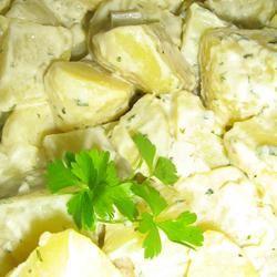 Octoberfest German Potato Salad Ildefonso