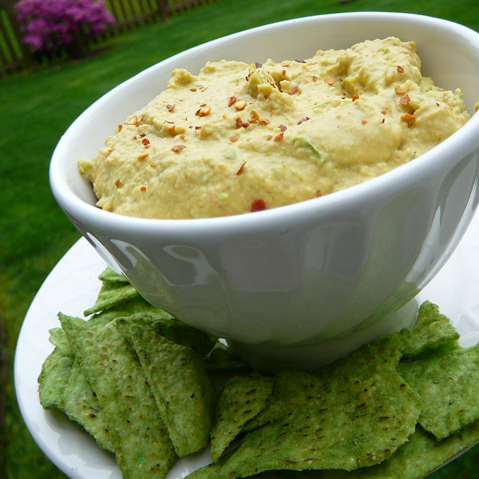 Jalapeno Hummus Molly