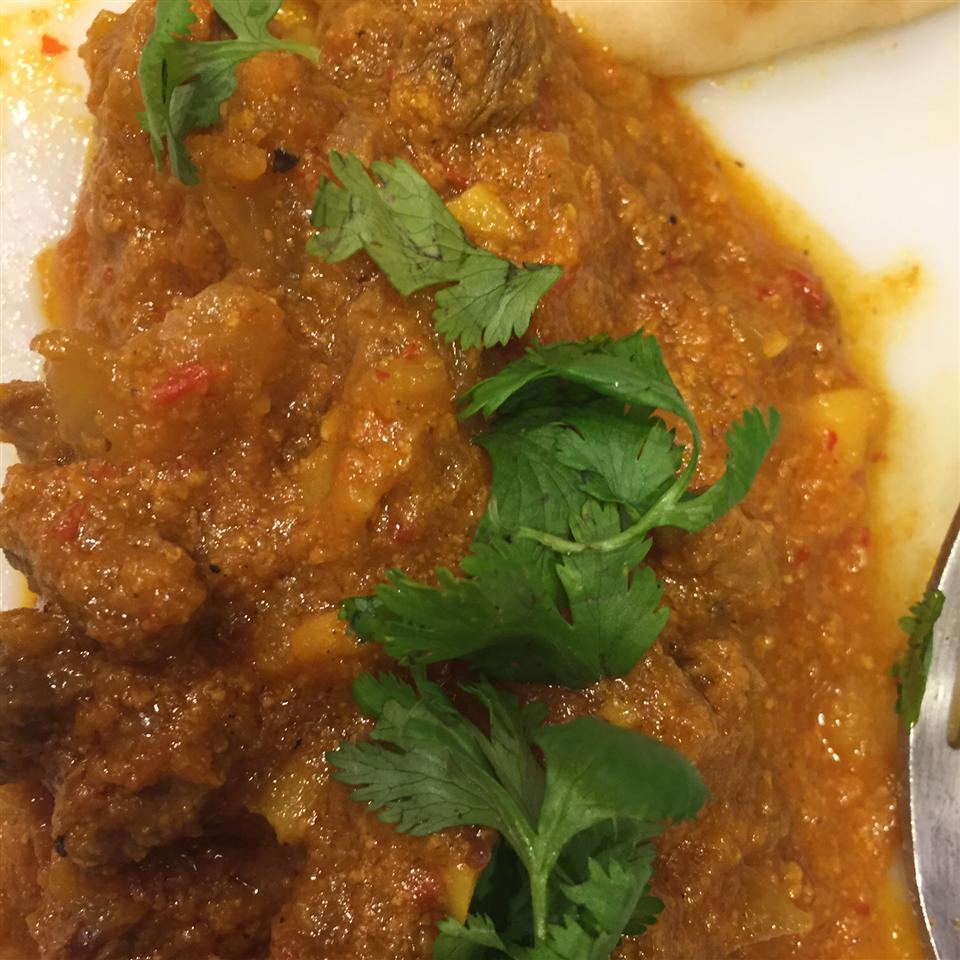 Kashmiri Lamb Chef