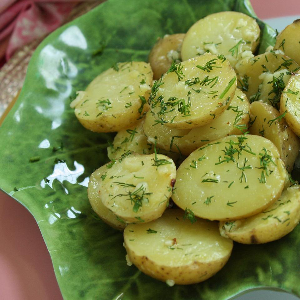 Garlic Dill New Potatoes naples34102