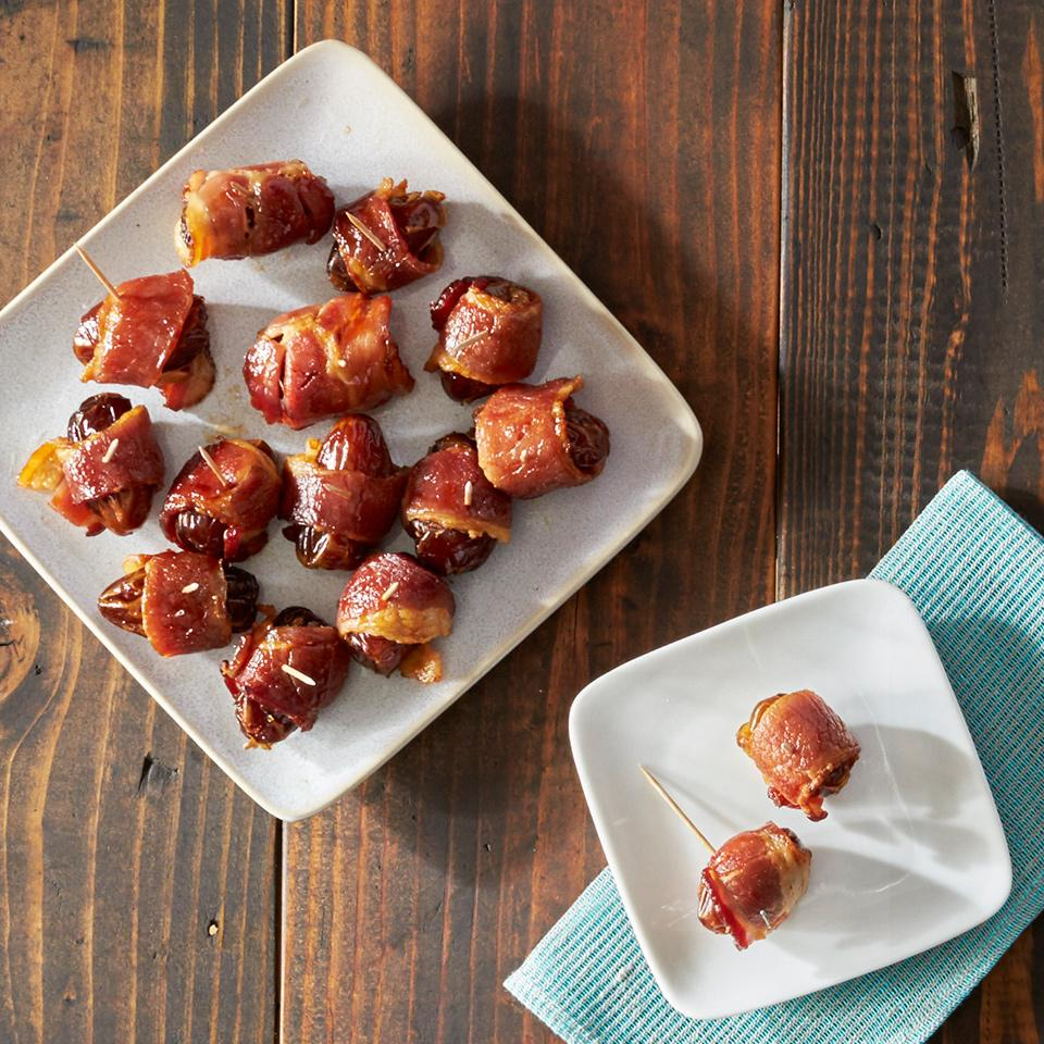 Bacon Wrapped Dates Trusted Brands