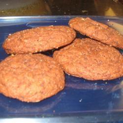 Old Fashioned Fudge Cookies J.C.princess