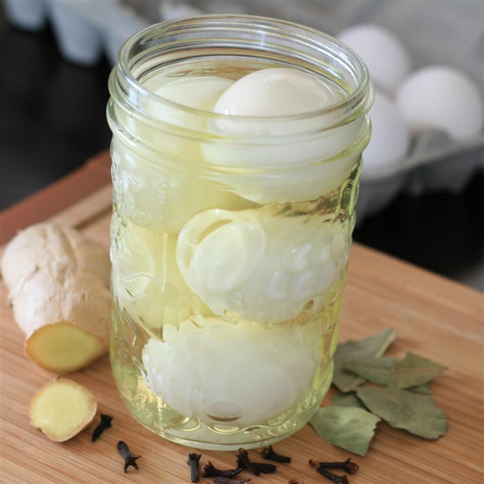 Quebec Pickled Eggs