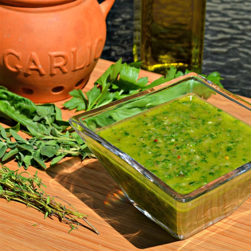 Argentinean Chimichurri Kim's Cooking Now