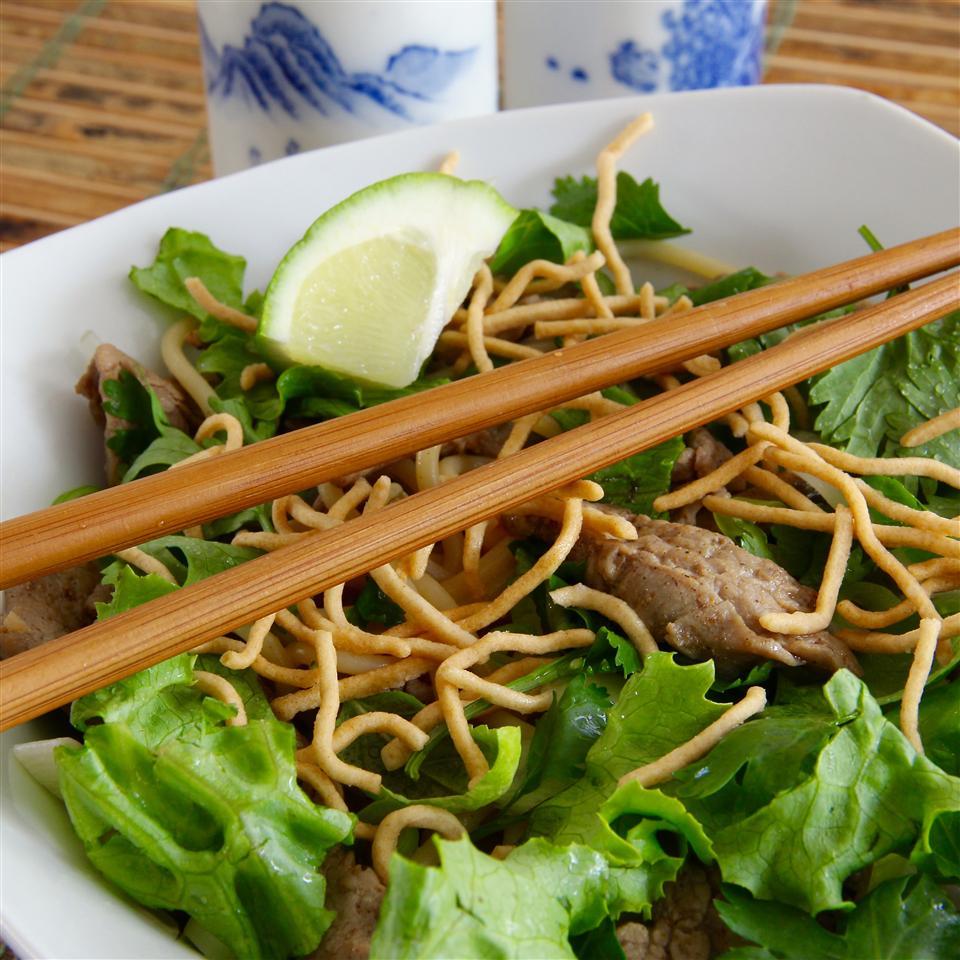 Cao Lau (Vietnamese Noodle Bowl)