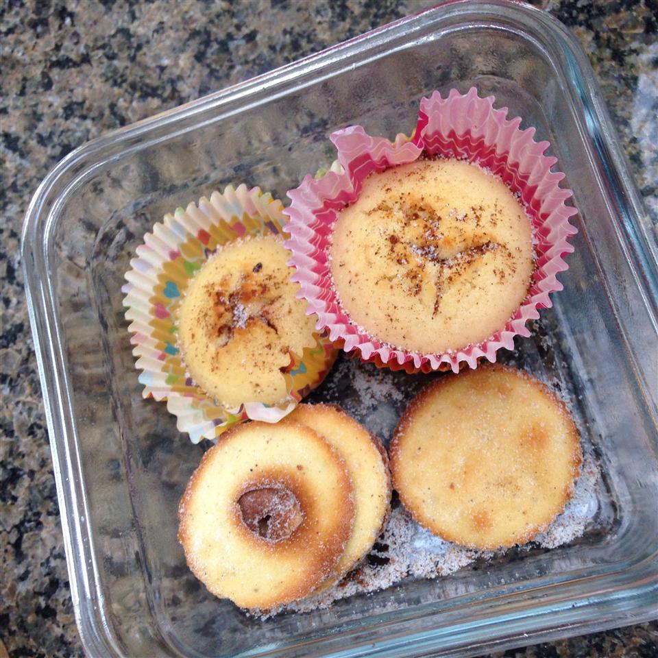 Baked Mini Doughnuts Kelly Bakers