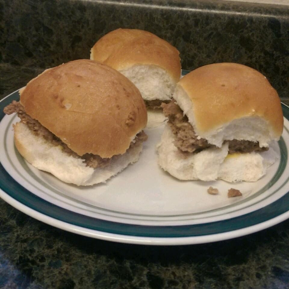 Almost White Castle® Hamburgers Stevenfury43