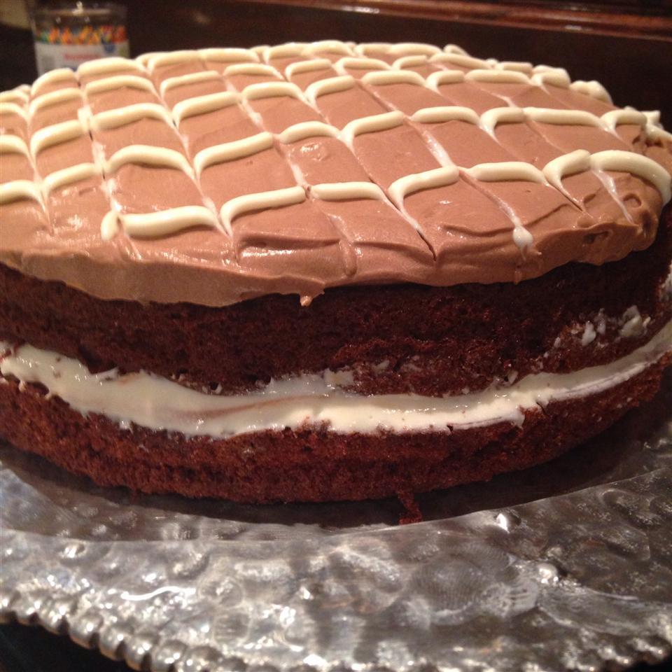 Chocolate Mousse Cake IV Stephanie