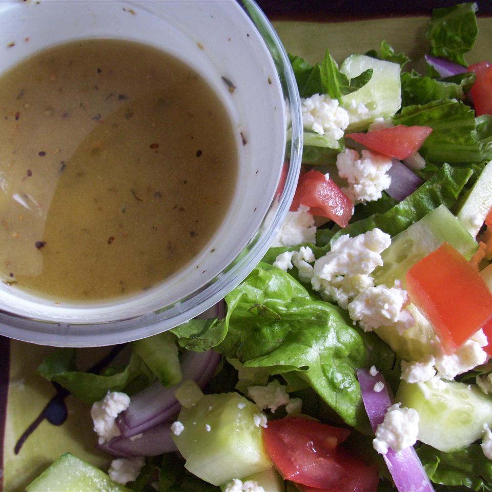 French Greek Salad Dressing Chef V