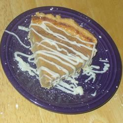 Zucchini Cream Pie ladybuggs5224