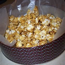 My Amish Friend's Caramel Corn mombehindthecomputer