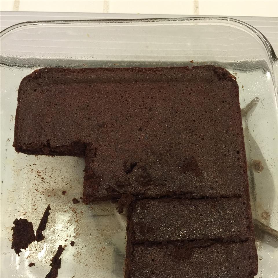 Healthier Best Brownies mallorduck