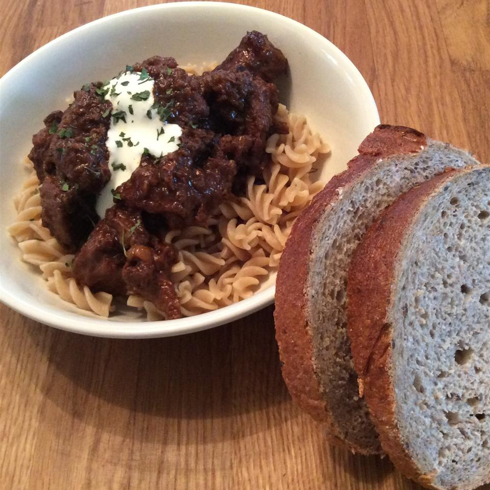 Real Hungarian Goulash (No Tomato Paste Here) Maurice