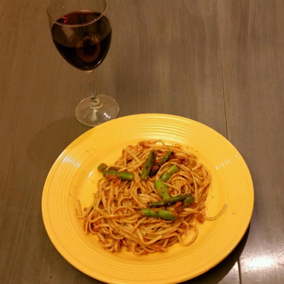 Sun Dried Tomato Pesto (no nuts) Andrew Dunn