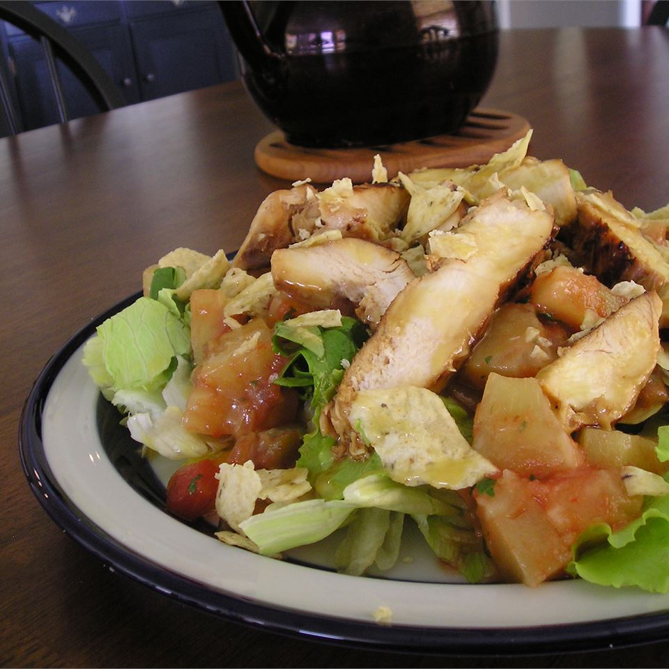 Caribbean Chicken Salad gapch1026