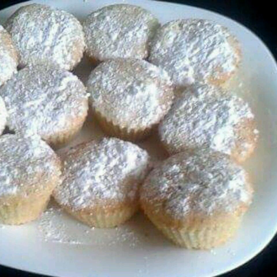Brunch Cream Cheese Muffins MARBALET