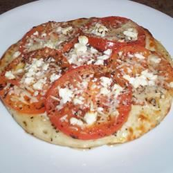 Four Cheese Margherita Pizza