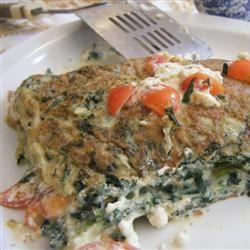 My Big Fat Greek Omelet Azita